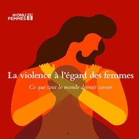 Monde : 25 novembre - Journée internationale pour l'élimination de la violence à l'égard des femmes