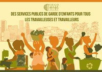 Monde : Joignez-vous à la campagne de WIEGO (Femmes dans l'emploi informel : mondialisation et organisation) pour une garde publique d'enfants de qualité pour tous les travailleurs