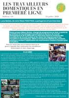 FITD é-Bulletin d'Information #34 - 24 juillet 2020