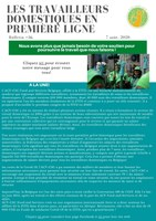 FITD é-Bulletin d'Information #36 - 7 août 2020