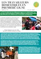 FITD é-Bulletin d'Information #37 - 14 août 2020