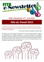 FITD e-Newsletter #7 - avril 2015