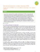 Note d'orientation de la FITD : L'impact de la COVID-19 sur les travailleuses domestiques et les réponses politiques